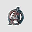 استیکر لپتاپ Avengers - Age Of Ultron - از روبرو